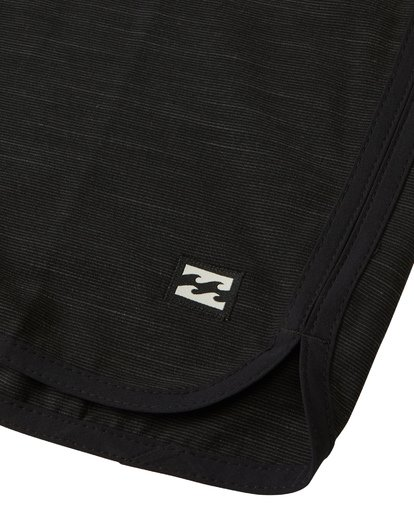 "7 73 Pro 20"" - Performance Board Shorts for Men Black S1BS38BIP0 Billabong"