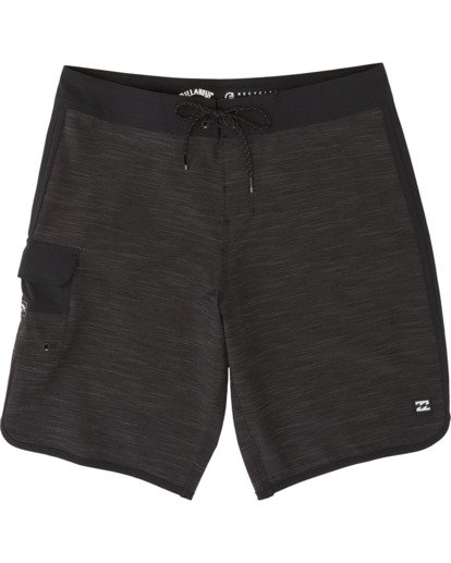 "2 73 Pro 20"" - Performance Board Shorts for Men Black S1BS38BIP0 Billabong"
