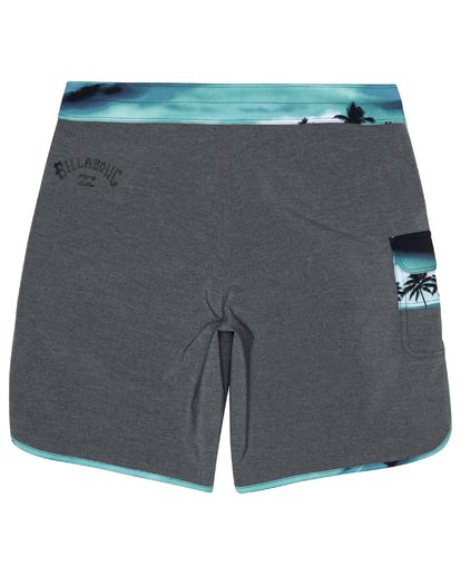 "3 73 Pro 20"" - Boardshort Performance pour Homme Gris S1BS38BIP0 Billabong"