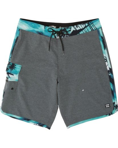 "2 73 Pro 20"" - Boardshort Performance pour Homme Gris S1BS38BIP0 Billabong"