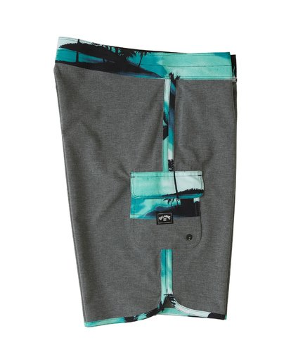 "5 73 Pro 20"" - Boardshort Performance pour Homme Gris S1BS38BIP0 Billabong"