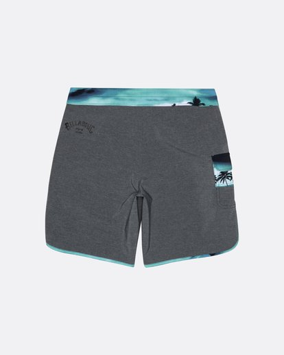 "1 73 Pro 20"" - Boardshort Performance pour Homme Gris S1BS38BIP0 Billabong"