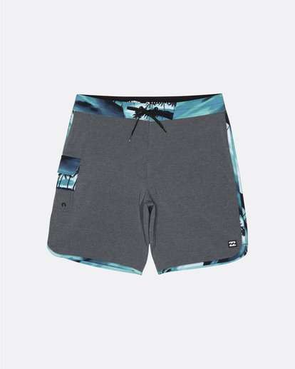 "0 73 Pro 20"" - Boardshort Performance pour Homme Gris S1BS38BIP0 Billabong"