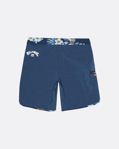 """1 73 Pro 20"""" - Bañador de surf de pantalón de alto rendimiento para Hombre Azul S1BS38BIP0 Billabong"""