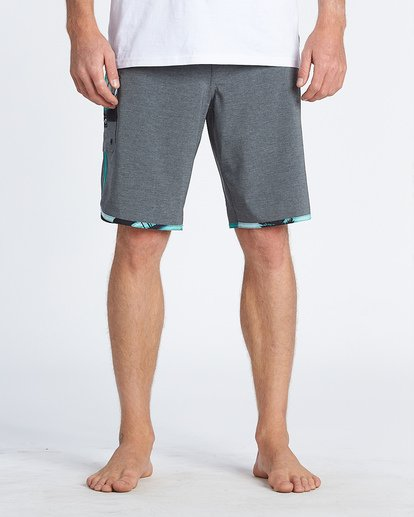 "9 73 Pro 20"" - Boardshort Performance pour Homme Gris S1BS38BIP0 Billabong"