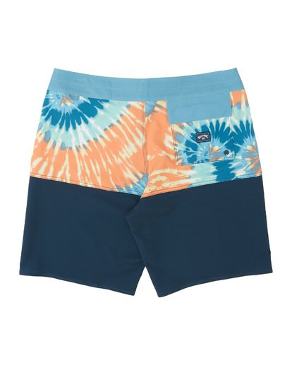 "1 Fifty 50 Pro 19"" - Printed Board Shorts for Men Multicolor S1BS39BIP0 Billabong"