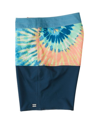 "2 Fifty 50 Pro 19"" - Printed Board Shorts for Men Multicolor S1BS39BIP0 Billabong"