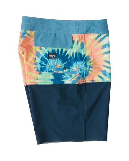 "3 Fifty 50 Pro 19"" - Printed Board Shorts for Men Multicolor S1BS39BIP0 Billabong"