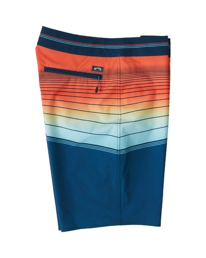 "5 North Point Pro 20"" - Performance Board Shorts for Men Blue S1BS41BIP0 Billabong"