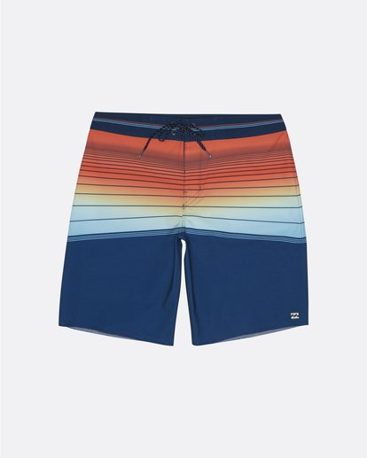 "0 North Point Pro 20"" - Performance Board Shorts for Men Blue S1BS41BIP0 Billabong"