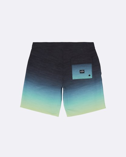 "1 All Day Fade Pro 17"" - Bordshorts für Herren Gelb S1BS45BIP0 Billabong"