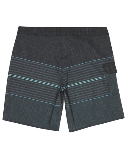 "3 All Day Pro 20"" - Striped Board Shorts for Men Grey S1BS46BIP0 Billabong"