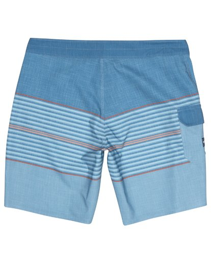 """3 All Day Pro 20"""" - Striped Board Shorts for Men Blue S1BS46BIP0 Billabong"""