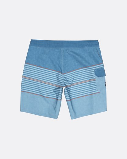 """1 All Day Pro 20"""" - Striped Board Shorts for Men Blue S1BS46BIP0 Billabong"""
