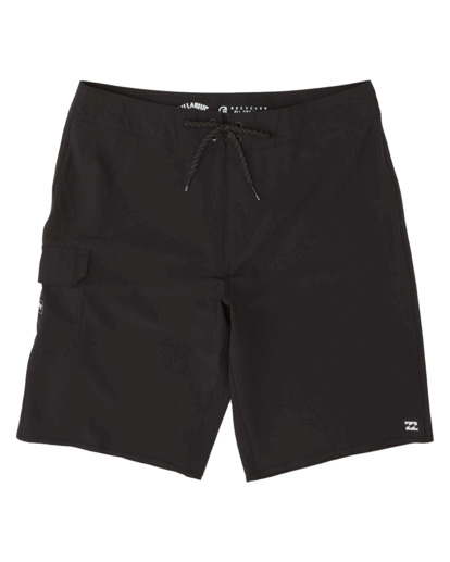 "0 All Day Pro 20"" - Performance Boardshorts für Herren Schwarz S1BS48BIP0 Billabong"