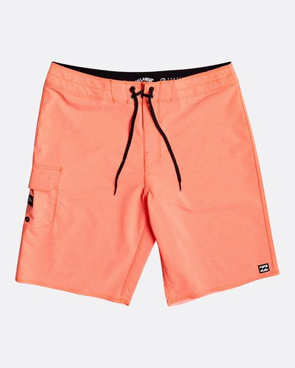 "2 All Day Pro 20"" - Performance Board Shorts for Men Multicolor S1BS48BIP0 Billabong"