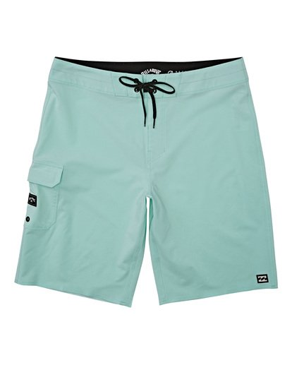 "1 All Day Pro 20"" - Performance Board Shorts for Men Blue S1BS48BIP0 Billabong"