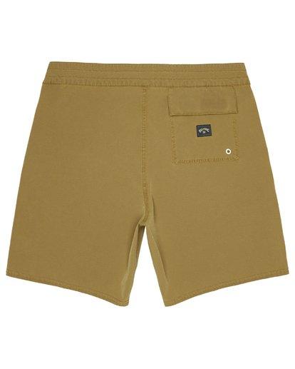 "3 All Day 19"" - Board Shorts for Men Yellow S1BS54BIP0 Billabong"