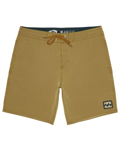 "2 All Day 19"" - Board Shorts for Men Yellow S1BS54BIP0 Billabong"