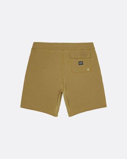 "1 All Day 19"" - Board Shorts for Men Yellow S1BS54BIP0 Billabong"