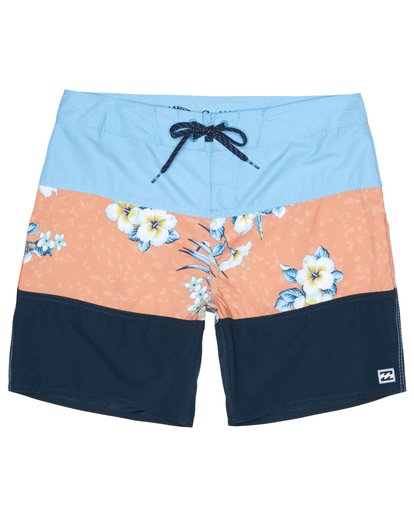 "0 Tribong 17"" - Board Shorts for Men Blue S1BS55BIP0 Billabong"