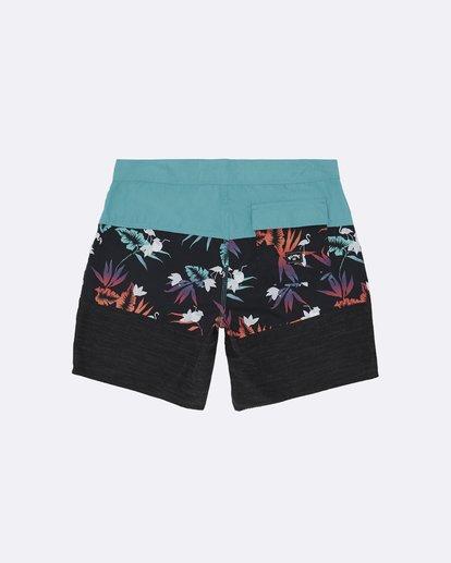 """1 Tribong 17"""" - Board Shorts for Men Blue S1BS55BIP0 Billabong"""