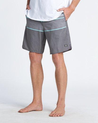 11 73 Stripe Og - Boardshorts für Männer Schwarz S1BS56BIP0 Billabong