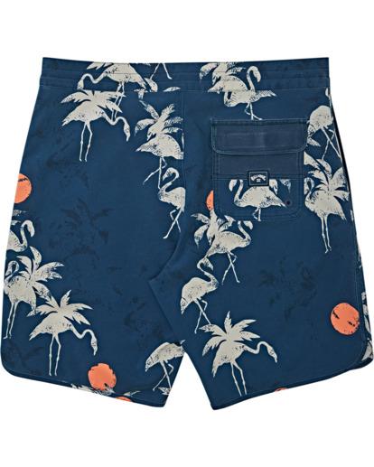 "3 73 19"" - Board Shorts for Men Blue S1BS57BIP0 Billabong"