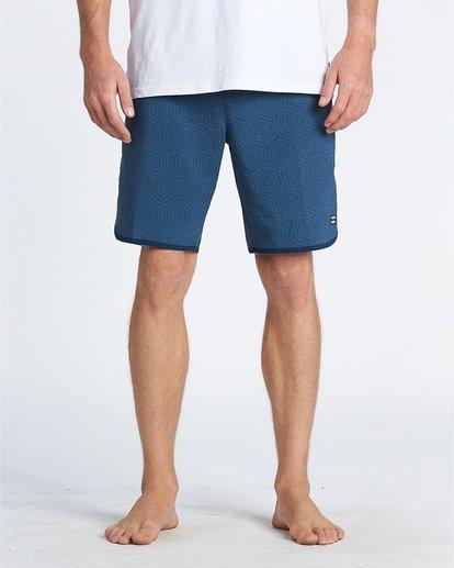 """2 73 19"""" - Bañador de surf de pantalón para Hombre Azul S1BS57BIP0 Billabong"""