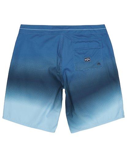 """3 Resistance 19"""" - Bañador de surf de pantalón para Hombre Azul S1BS59BIP0 Billabong"""