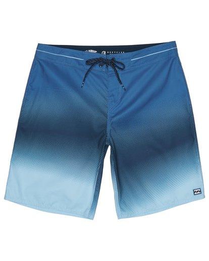 """2 Resistance 19"""" - Bañador de surf de pantalón para Hombre Azul S1BS59BIP0 Billabong"""