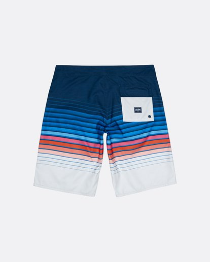 "1 All Day Stripe 20"" - Boardshorts für Herren Blau S1BS62BIP0 Billabong"