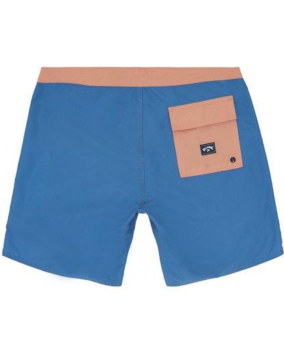 "1 All Day 17"" - Board Shorts for Men Blue S1BS63BIP0 Billabong"