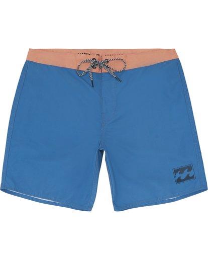 "0 All Day 17"" - Board Shorts for Men Blue S1BS63BIP0 Billabong"