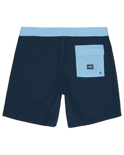 "1 All Day 17"" - Board Shorts for Men Blue S1BS63BIP0 Billabong"