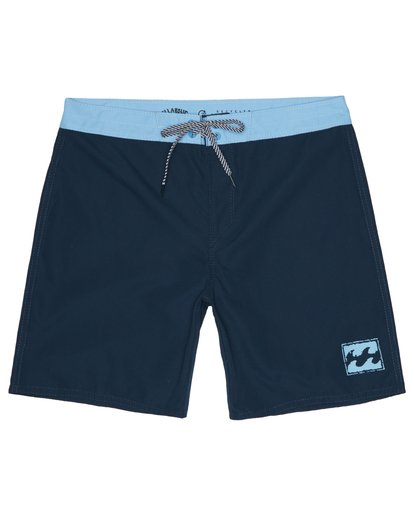 "0 All Day 17"" - Board Shorts for Men Blue S1BS63BIP0 Billabong"