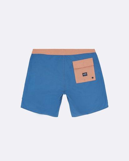 """1 All Day 17"""" - Bañador de surf de pantalón para Hombre Azul S1BS63BIP0 Billabong"""