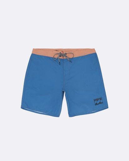 "2 All Day 17"" - Board Shorts for Men Blue S1BS63BIP0 Billabong"