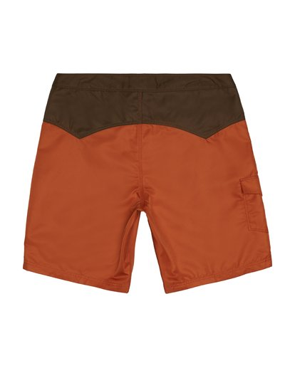 "3 Western Boadshort 19"" - Board Shorts for Men Orange S1BS65BIP0 Billabong"