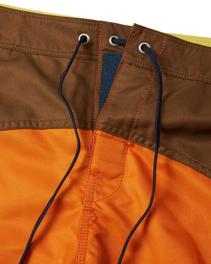 "6 Western Boadshort 19"" - Board Shorts for Men Orange S1BS65BIP0 Billabong"