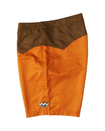 "4 Western Boadshort 19"" - Board Shorts for Men Orange S1BS65BIP0 Billabong"