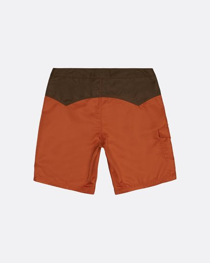 "1 Western Boadshort 19"" - Board Shorts for Men Orange S1BS65BIP0 Billabong"