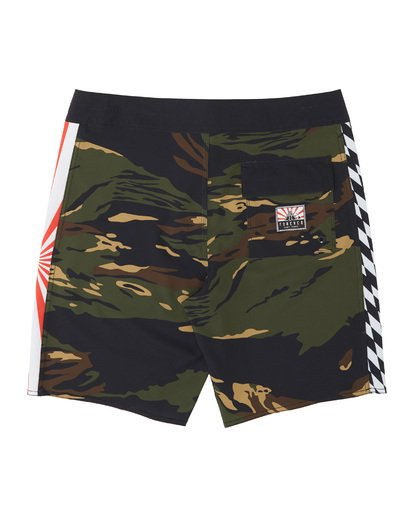 "1 Ai Dbah Pro 19"" - Camo Board Shorts for Men Camo S1BS66BIP0 Billabong"