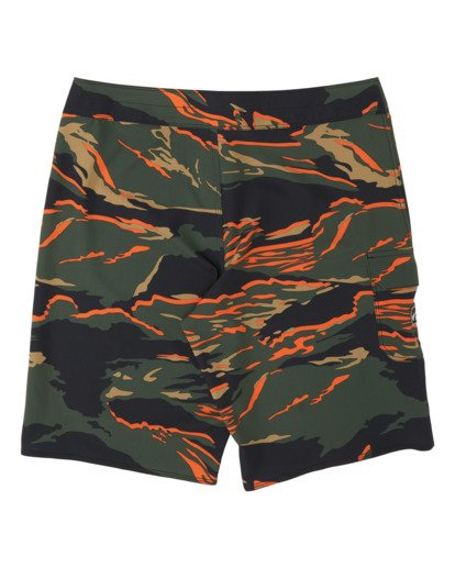 "1 All Day Pro Hi 20"" - Camouflage-Bordshorts für Herren Gemustert S1BS68BIP0 Billabong"