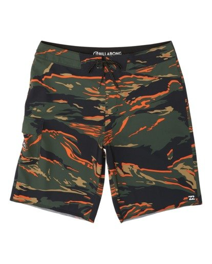 "0 All Day Pro Hi 20"" - Camouflage-Bordshorts für Herren Gemustert S1BS68BIP0 Billabong"