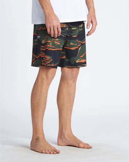 "5 All Day Pro Hi 20"" - Camouflage-Bordshorts für Herren Gemustert S1BS68BIP0 Billabong"