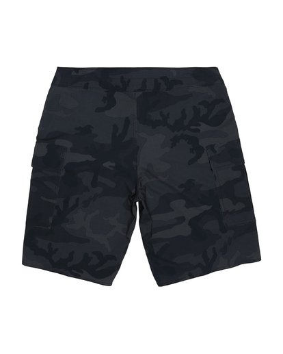 "3 Combat Bbo Pro 20"" - Board Shorts for Men Black S1BS71BIP0 Billabong"