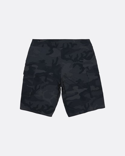 "1 Combat Bbo Pro 20"" - Board Shorts for Men Black S1BS71BIP0 Billabong"
