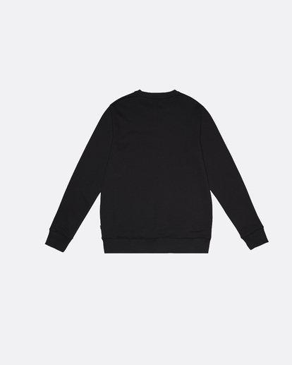 1 Original Arch - Sweatshirt für Herren Schwarz S1CR02BIP0 Billabong