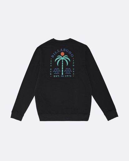 1 Shooner - Sweatshirt für Herren Schwarz S1CR04BIP0 Billabong